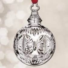 2018 waterford times square ball annual crystal ornament