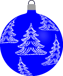 christmas bauble clipart