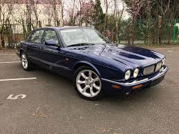 jaguar xjr 2001 x308 full service history 12 stamps in book non