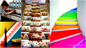 Home Makeover by 40 Diy Stair Projects For The Perfect Home Makeover