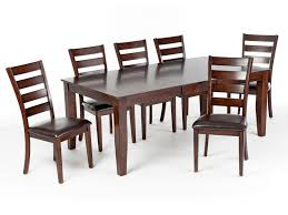7 Pc Dining Room Sets Havasu Furniture And Bedding Dining Rooms