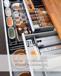 Spice Drawers Kitchen Cabinets by 68 Best Kitchen Organizing Images On Pinterest Kitchen