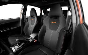 2013 Sti Interior 2013 Subaru Impreza Wrx Special Edition Priced At 29 565 Wrx Sti