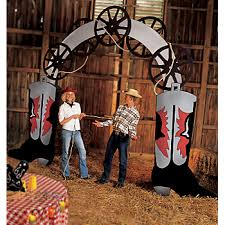 Cowboy Table Decorations Ideas Cowboy Party Table Decorations The Unique Look Of Cowboy Party