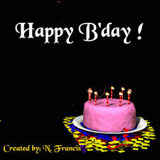 Happy Birthday Wishes Animation For May All Your Dreams Come True Free Happy Birthday Ecards 123