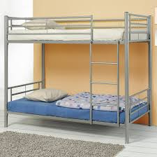 Bed Frame Simple Make Wooden Loft Bed Frame For A Kid U0027s Room