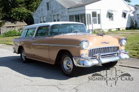 nomad car for sale 1955 chevrolet nomad significant cars inc