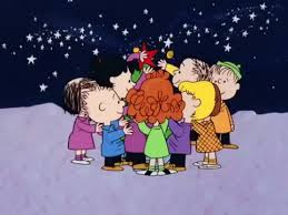 peanuts brown christmas tree christmas tree gif by peanuts find on giphy