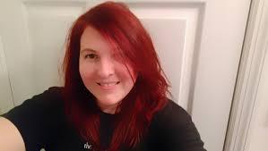 rich cherry hair colour review for loreal feria cherry crush hair dye youtube