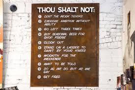 Thou Shall Craigslist by Lost And Founders How To Build A Of Hard Knocks
