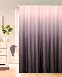 Amazon Com Shower Curtains - comfort spaces u2013 enya shower curtain u2013 purple grey u2013 flo https