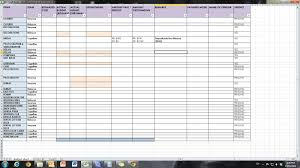 Wedding Planning Spreadsheet The Wedding Budget U2013 Serynna