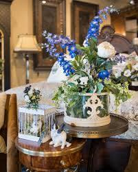 spring home decor flower arrangements