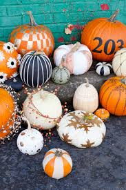 easy no carve pumpkin ideas a beautiful mess pumpkin ideas
