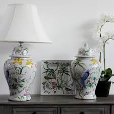 Antique Porcelain Table Lamps Tips Stunning Ginger Jar Lamps For Table Lamp Ideas U2014 Hanincoc Org