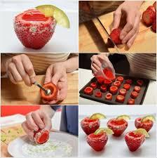 strawberry margarita strawberry margarita jello shots