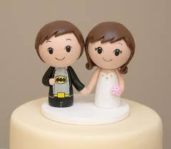 batman wedding cake toppers topper for the month of february personalized cake topper batman