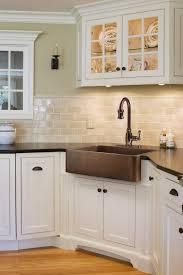 Farm Sinks For Kitchen Kitchen Interior Custim Kitchen Startling Farmhouse Style Sink