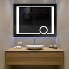 Illuminated Bathroom Wall Mirror - lighted bathroom wall mirror essence sanitary wares co limited
