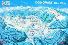 Ski Resorts Colorado Map by Donovaly Ski Resort Guide Location Map U0026 Donovaly Ski Holiday