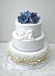 wedding cake royal blue s sdecor royal blue wedding cake stand and yellow design summer