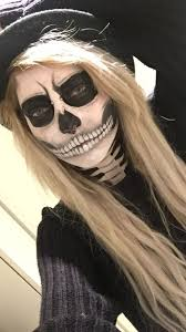 Skeleton Face Makeup Halloween by 42 Best Squelette Images On Pinterest Halloween Ideas Halloween