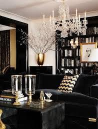 black and gold furniture furniture decoration ideas