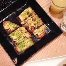 cuisine de bar everydayfoodie cuisine de bar avocado on toast with chilli