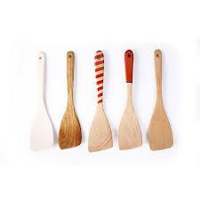 ustensile de cuisine japonaise en bois multiples style japonais ustensiles de cuisine pelle