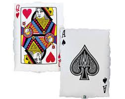 Poker Party Decorations Casino Decor Etsy