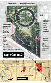 a visit to apple u0027s secret new headquarters kqed science