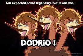 Dio Meme - it was me dio jojo s bizarre adventure pinterest jojo