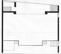 stage floor plan scenic stage floorplan