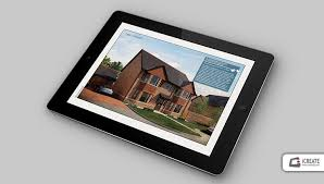 House Builder Ipad Marketing Brochure App For House Builder