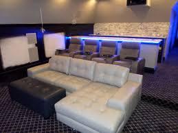 seatcraft home theater seating palliser media sectional with 4 palliser home theater seating in