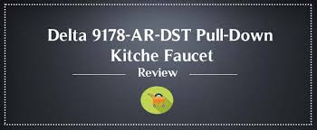 Kitchen Faucet Review by Delta 9178 Ar Dst Pull Down Kitchen Faucet Review