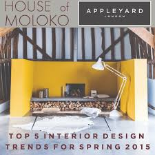 home design trends for spring 2015 trend watch top 5 interior design trends for spring 2015 amanda