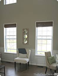 How To Replace A Window Sill Interior Diy Craftsman Window Trim From Thrifty Decor