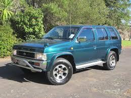 nissan terrano 1990 1995 nissan terrano r3m diesel turbo suv 1 reserve cash4cars