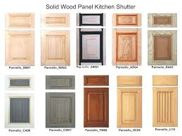 kitchen design cheap solid wood cabinet door ideas glass