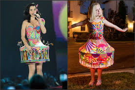 katy perry wowed by irvine dad u0027s elaborate halloween costumes for