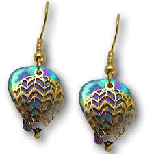 niobium earrings lindarae jewelry hot air balloon items
