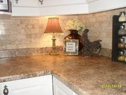 Temporary Kitchen Backsplash - diy backsplash without a wet saw house pinterest kitchens