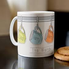 Unusual Mugs Personalised Mugs Gettingpersonal Co Uk