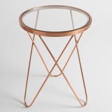 hollyce side table awesome stuff spaces and glass side tables