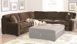 Ashley Furniture Leather Sectional With Chaise Furniture Fabulous L Shaped Sofa For Modern Living Room