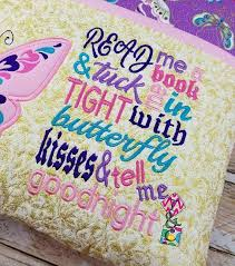butterfly bundle storybook pillow designs 5x7 design includes