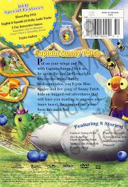 spider u0027s sunny patch friends captain sunny patch features