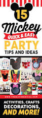 best 25 mickey party decorations ideas on pinterest mickey