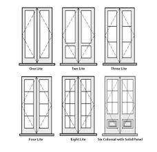 Standard Door Width Exterior Standard Door Frame Handballtunisie Org